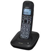 Радиотелефон DECT teXet TX-D8400A (черный) фото
