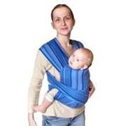 Слинги-шарфы фото