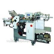 Автоматическая комбинированная фальцевальная машина LiREN K36-4K фото