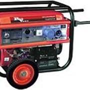 Генератор бензиновый RedVerg RD-G 6500ENA 5000/5500 Вт ручной/электрический запуск фото
