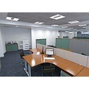 3D визуализация офисного интерьера Выполнение визуализации дизайна интерьеров помещений фото