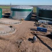 Биогаз ( Биогазовая установка реактор до 10 тис.куб.газа/сутки ) фото