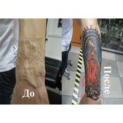 Коррекция татуировок фото