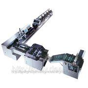 Вкладочно-швейно-резальные автоматы HOHNER HSB-7000 фото