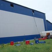 Утепление, теплоизоляция стен, крыш, домов, зданий, промышленных объектов пенополиуретаном. Работаем по всей Украине. фото