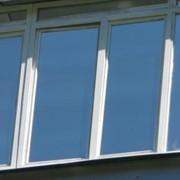 Тонировка окон,дверей, балконов,перегородок фото