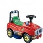 Автотранспортная игрушка Каталка Джип Полесье фото