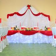 Украшение свадьбы Браслав фото
