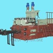Пресс двухштемпельный торфобрикетный МС1600-35ТМ фото
