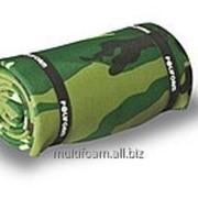 Коврик Компакт с декоративной пленкой хаки 4мм 0,55х1,9м фото