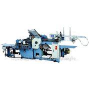 Автоматическая комбинированная фальцевальная машина LiREN K56-4KL фото