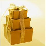 Изготовление подарочной упаковки фото