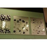 Декорирование стеклоизделий фото