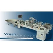 Фальцевально-склеивающая машина Versor VERSO фото