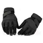 Перчатки Blackhawk! S.O.L.A.G. Full finger, цвет - Черный (реплика) фото