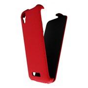 Чехол-флип HamelePhone для Fly IQ4414 Evo Tech 3 Quad красный фото
