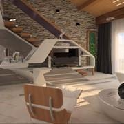 Дизайн интерьера домов и коттеджей фото