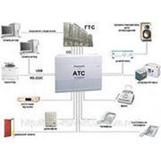 Обслуживание офисных автоматических телефонных станций фото