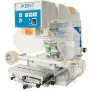 Станок тампонной печати с лазерным маркером Kent PP-21N фото