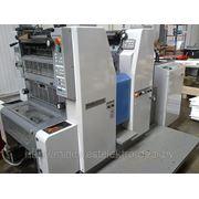 RYOBI 522HX 1998 г. 2-х красочная офсетная печатная машина фото