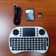 Беспроводная мини клавиатура+тачпад RT-MWK08 фото