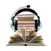 Изготовление аудиокниг Звуковая книга. фото