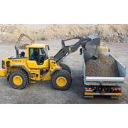 Доставка сыпучих грузов 40 тонн доставка сыпучих стройматериалов фото