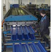 Производство металлопрофиля производство профилированного листа С-8 НС-10 Н-15 Н-21 Н-35 Н-45 Н-57 толщиной 05- 12 мм фото