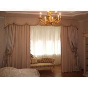Услуги пошива штор для дома и офиса в Алматы фото