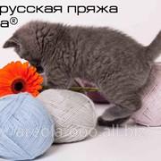 """Пряжа для ручного вязания """"Полушерсть №10"""" фото"""