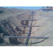 Ремонт наладка магистральных промысловых технологических трубопроводов фото