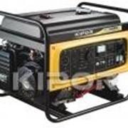 Бензиновый генератор (220В) KGE6500E фото