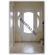Классическая дверь MDF, арт. 5 фото