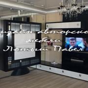Дизайн авторской мебели из массива фото