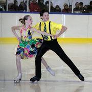 Школа на льду фото