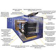 изготовление контейнеров блок-модули вагонетки для дизельных станции компрессоров для жилья фото