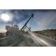 Строительство магистральных нефтепродуктопроводов фото