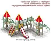 Детский игровой комплекс 005307 фото