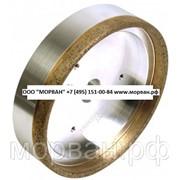 Зерно 100 150х22 мм шлифовальный круг для фацета фото