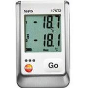 Testo 175 T2 логгер (регистратор) температуры (0572 1752) фото