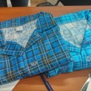 Пижама мужская фланель фото