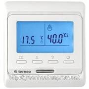 Недельный программируемый терморегулятор для инфракрасного отопления (Terneo.pro) фото