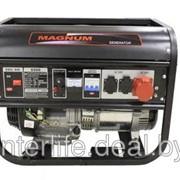 Электростанция бензиновая Magnum LT 6500 BE-3, 5,5 КВт с электростартером фото