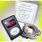 Терморегулятор ТР-07 (семисторный) фото