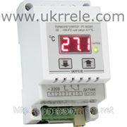 Терморегулятор на DIN-рейку РТ-16/D01 фото