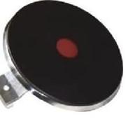 Электроконфорка ЭКЧэ-180 2,0/220 с ободом ЕВРОКОЛОДКА с терморегулятором (ЭКСПРЕСС) фото