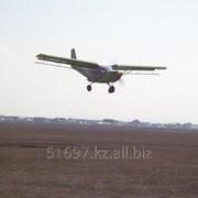 Авиационно-химическая обработка полей (АХР), авиахимработы самолетом АРАЙ фото