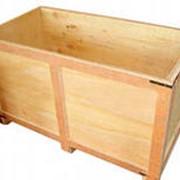Ящик фанерный фото