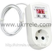 Терморегулятор в корпусе переходника (16А/3кВт) РТ-16/П01 фото