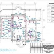Проект и монтаж вентиляции и отопления фото